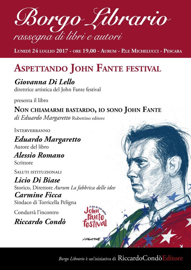Aspettando il John Fante Festival