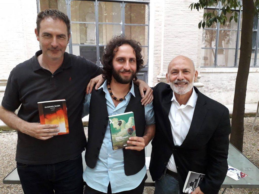 I tre finalisti del Premio Letterario John Fante Opera Prima 2018