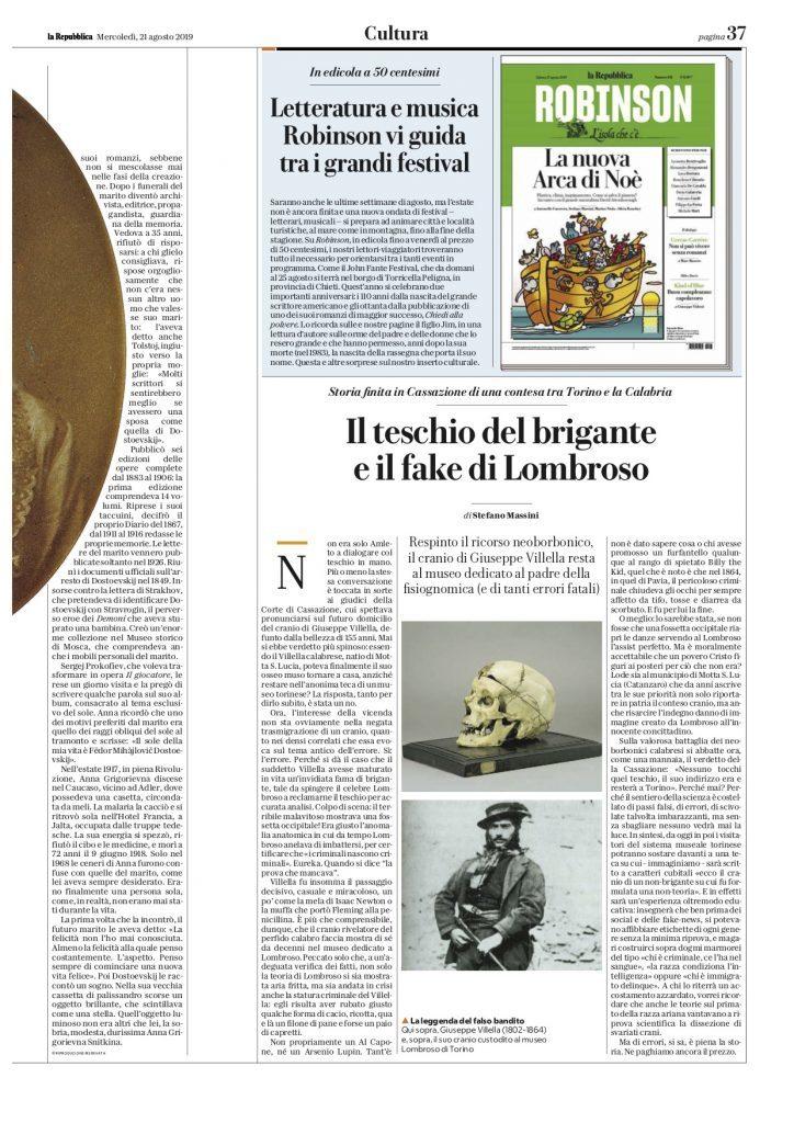 Repubblica 21 Agosto 2019-segnalazione