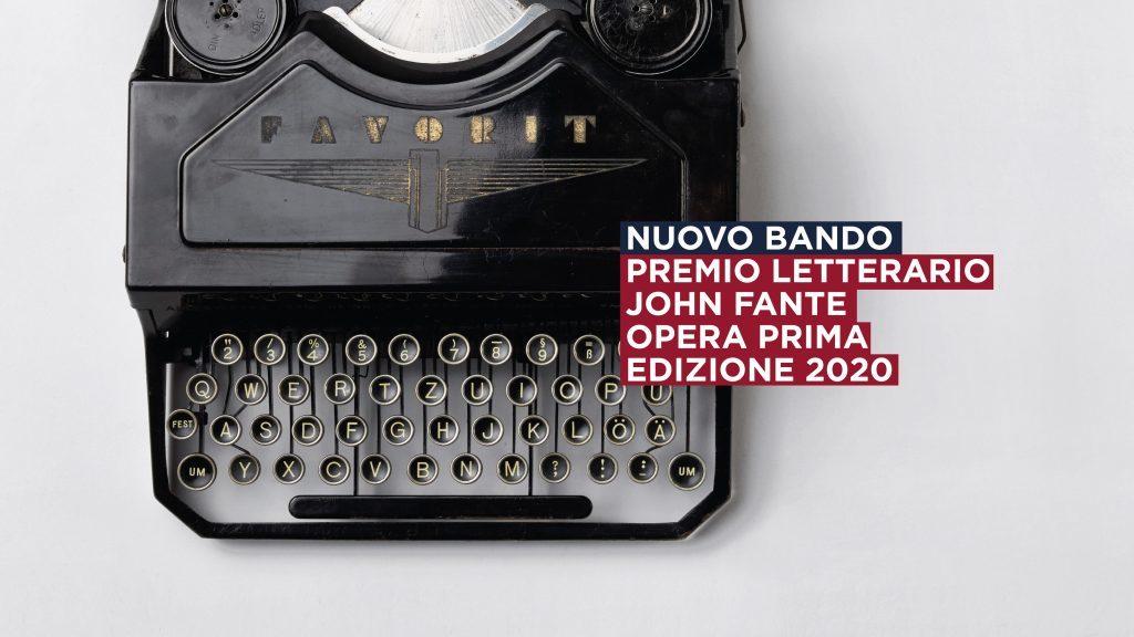 Bando Premio John Fante 2019