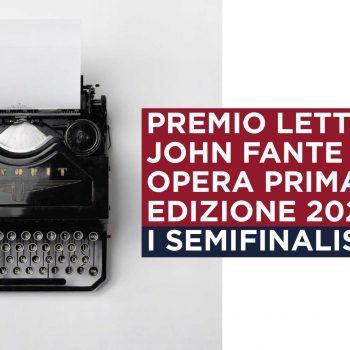 Premio Letterario John Fante Opera Prima